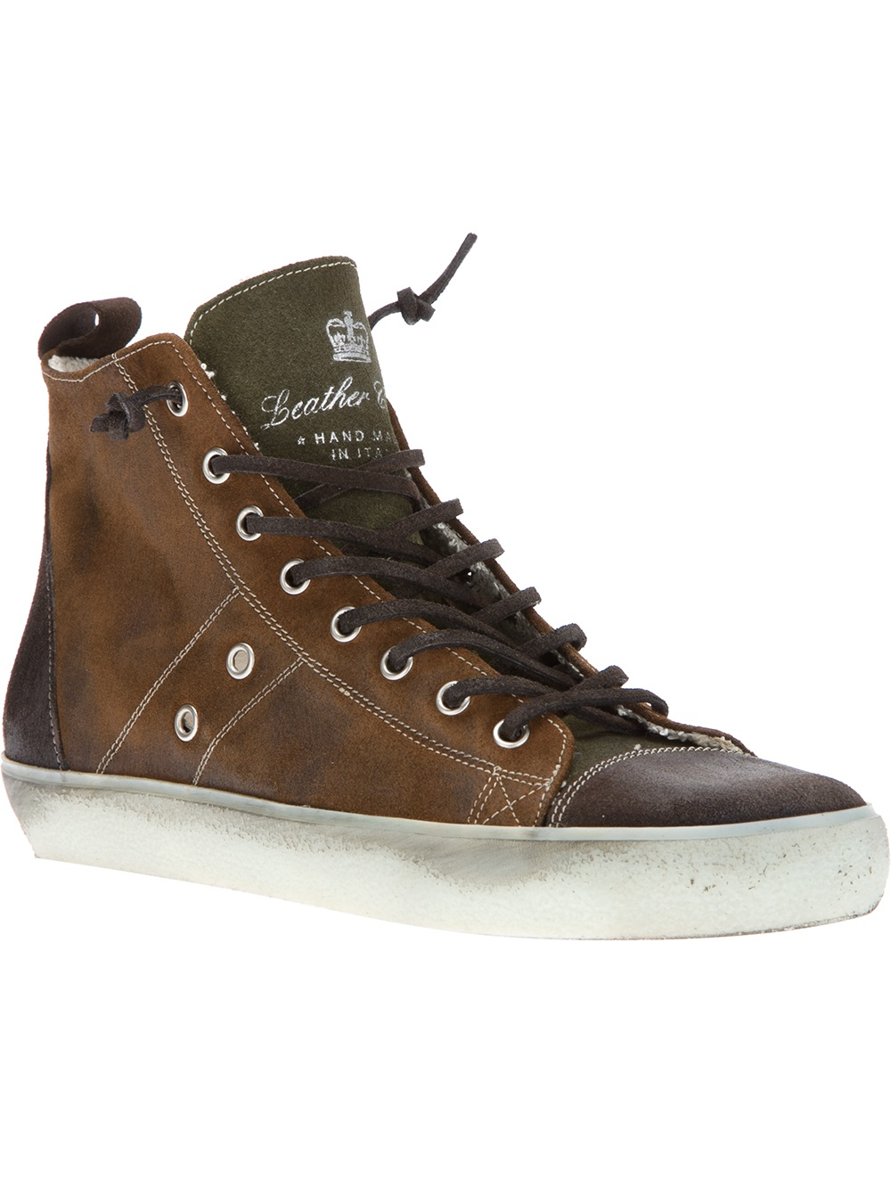 Free shipping BOTH ways on leather sneakers, from our vast selection of styles. Fast delivery, and 24/7/ real-person service with a smile. Click or call