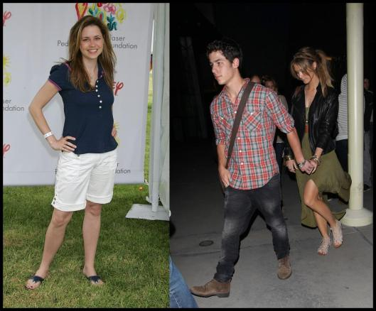 Charlotte Casiraghi Flip Flops Vs Tia Carrere Slide